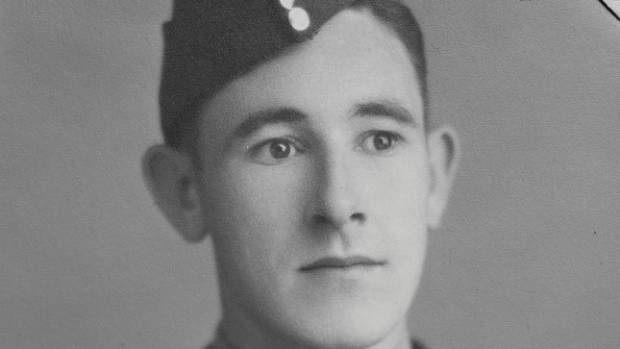 Flight Sergeant Arthur William Smith Evans.