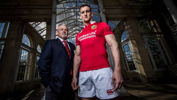 The British and Irish Lions coach and captain partnership of Warren Gatland, left, and Sam Warburton have been there and ...