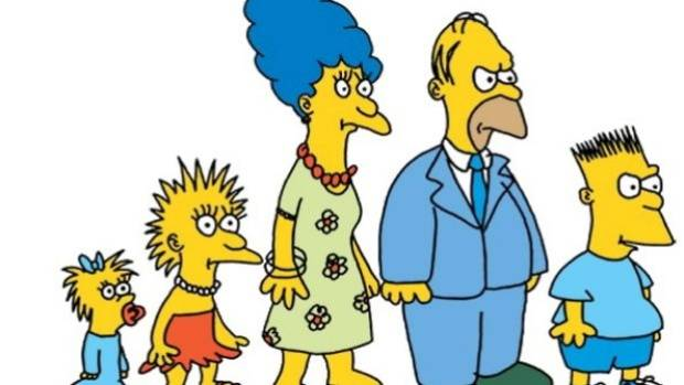 Sketchy: The original incarnation of The Simpsons was very different from the modern version.