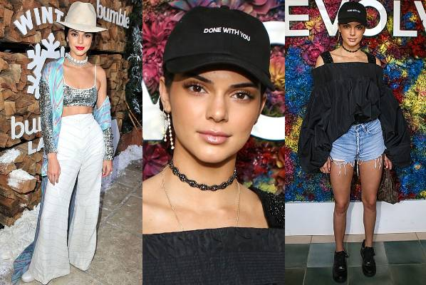 THE BAD: One week, two bad hat tricks for Kendall Jenner. In the 10 gallon job she looks like a Texas oil tycoon who has ...