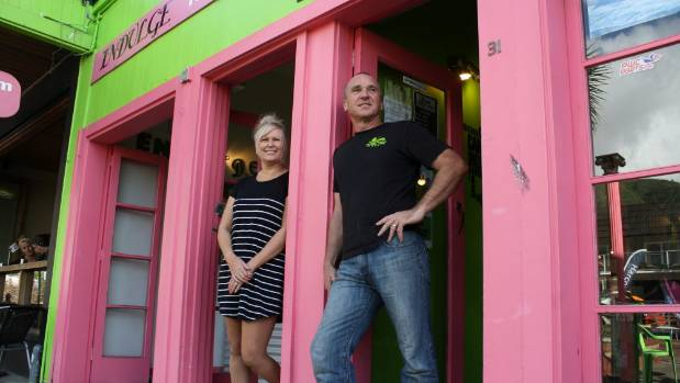 Indulge owners Mel and Mike Stewart will close their Picton ice cream shop for winter next week, and say the lack of ...