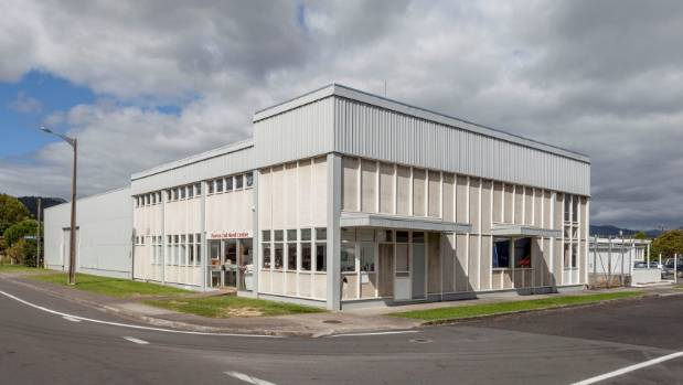 L&P's former factory has been put on the market.