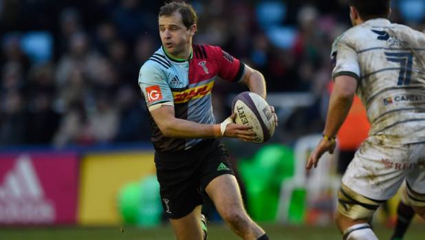 Nick Evans has a good feel for the Lions talent based on his experiences with Harlequins in England.