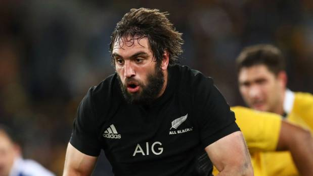 Sam Whitelock wants the chance to crack 100 tests for the All Blacks.