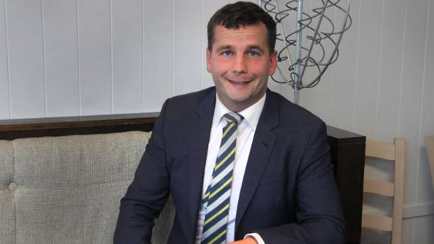 ACT Party leader David Seymour said Invercargill lacked vibrancy.
