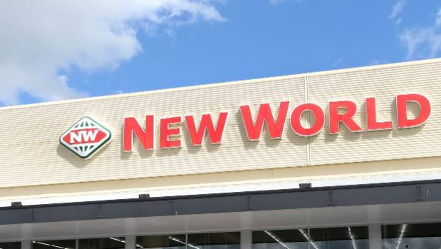 Pahiatua New World was caught in a police sting and suspended from selling booze.