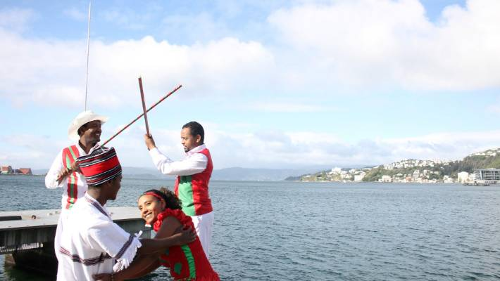 African music dance and fashion to hit wellington waterfront first