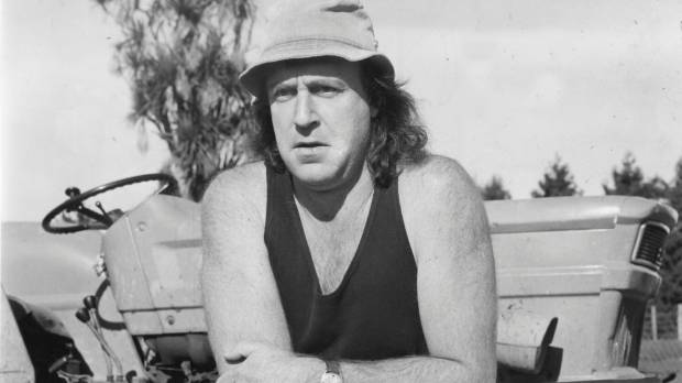 John Clarke as the ubiquitous Fred Dagg.