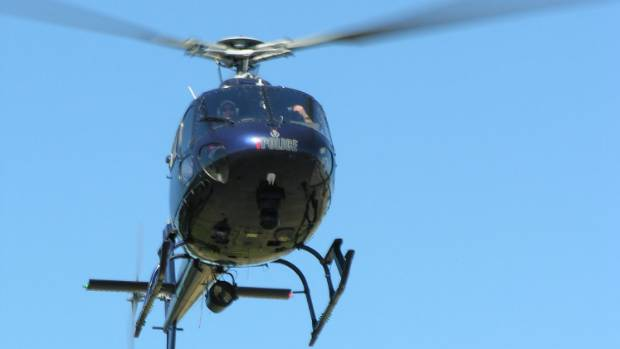 Auckland police's Eagle helicopter will focus on a midday low-tide coastline sweep of Manukau Harbour for the missing man.