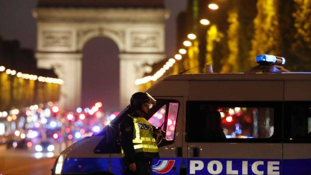 Terror has returned to the French capital as a nation comes to terms with even more violence on its streets.