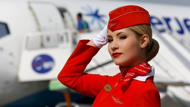 A group of female flight attendants claims its employer discriminated against them because of their appearance.