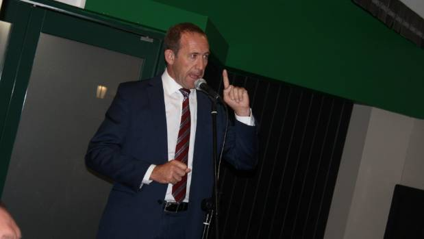 Labour leader Andrew Little was quick out of the blocks to condemn latest immigration numbers.