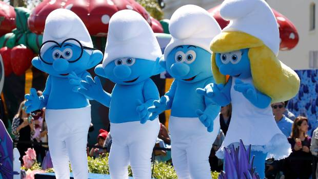 Smurf names could be the answer to a marginally better world.