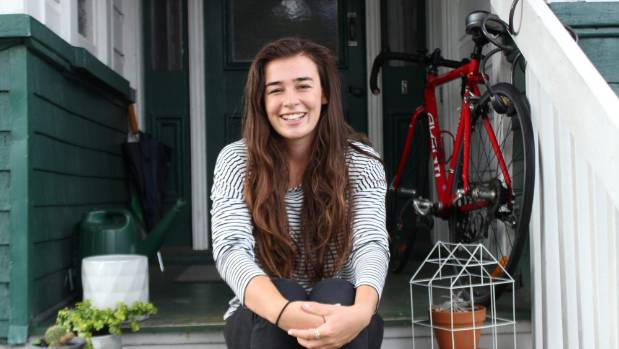 Lucy McSweeney, 21, is hoping to change the way students talk about mental health.