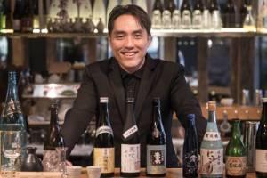 Masu restaurant manager Fuminobu Nakatani is hoping to increase Kiwis' knowledge of sake.