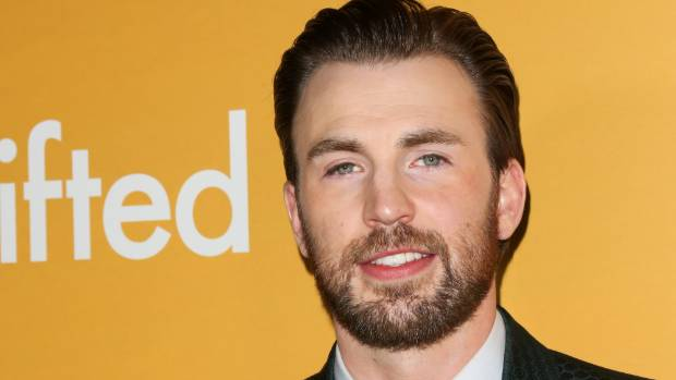 Chris Evans will appear on Broadway in the play Lobby Hero in 2018.
