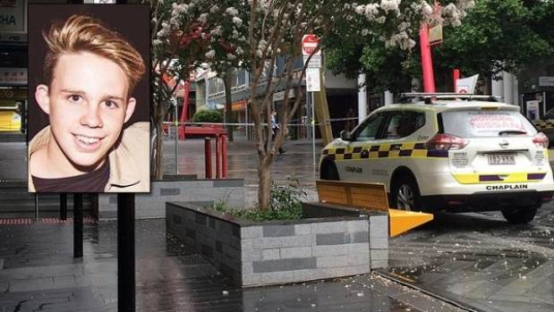 Cole Miller died after a being attacked in Brisbane.