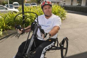 Phil Thorn was hit with meningitis in 2008 and since then has been blind, deaf and partially paralysed. Next month he ...