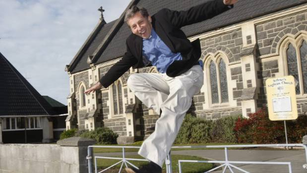 Starky spent ten years as vicar of St Peter's in Temuka before moving to his role in Christchurch.