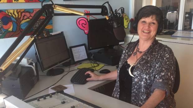 Access Radio Taranaki station manager Alessandra Keighley.
