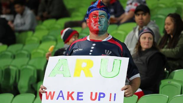 The ARU appear to have overlooked the grassroots level of the game.