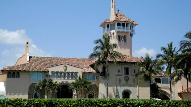 State Department pulls down web story about Trump's Mar-a-Lago club
