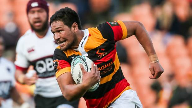 Douglas was captain in eight of 10 Waikato's Mitre 10 Cup matches in 2016.