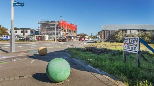 Development in Christchurch's inner city east has been patchy since the earthquakes, community leaders say.