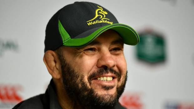 Wallabies coach Michael Cheika expects to All Blacks to be too good for the British and Irish Lions.