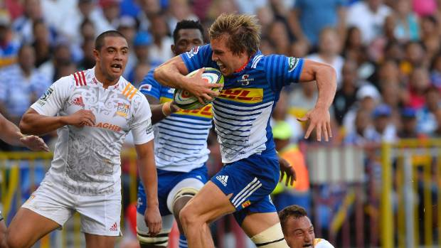 The Stormers beat the Chiefs in Cape Town two weeks ago to highlight their improvement this season.