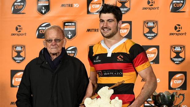 Jacobson led Waikato's under-19s to the national title last year.