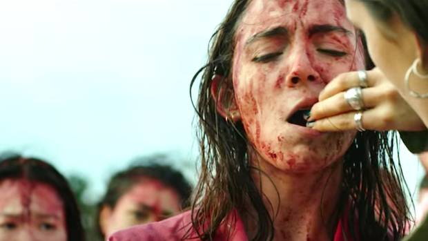 French Horror film Raw is visceral and great.