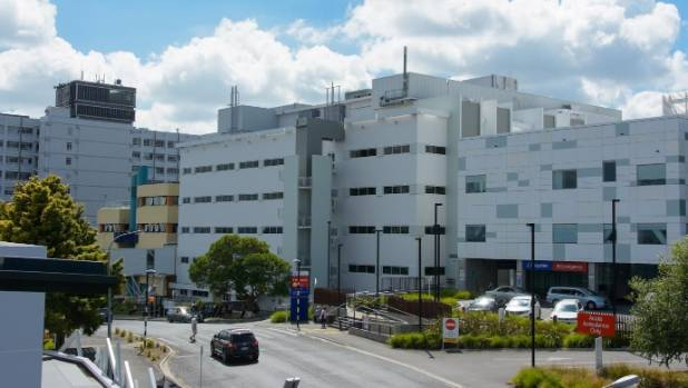 Waikato DHB adopted the national healthy food and drink policy in June. Pictured is Waikato hospital.