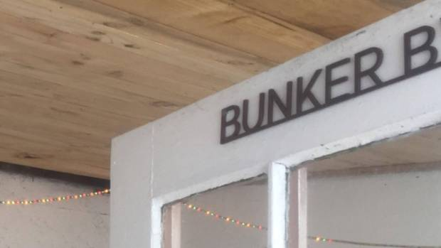 The owners of Bunker Bar say they don't serve alcohol.