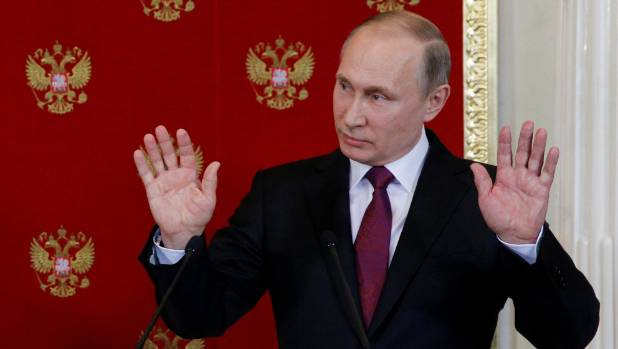 Russian President Vladimir Putin has not sent troops to the border with North Korea, according to his country's military ...