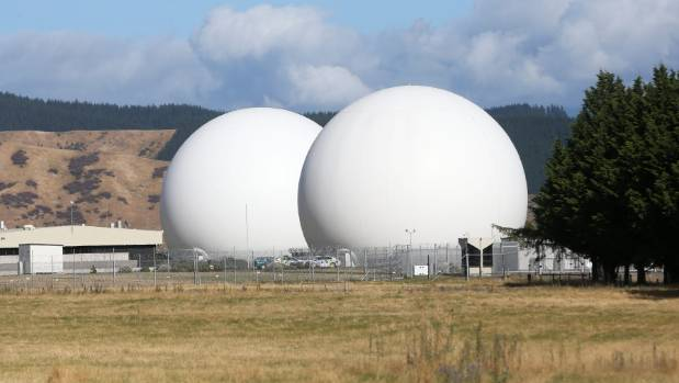 The Waihopai Spy base housing GCSB operations.