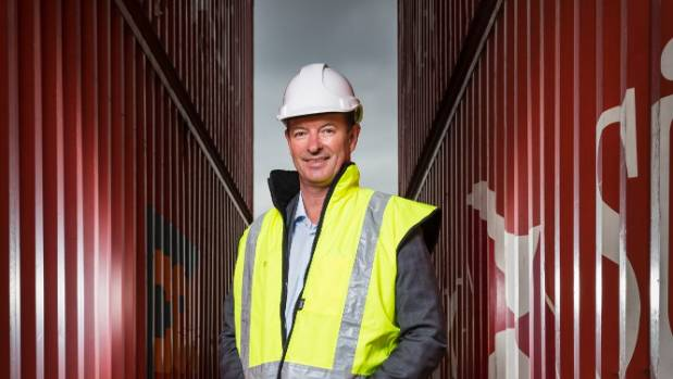 Ports of Auckland chief executive Tony Gibson hired Edwards to take a look at the workplace culture.