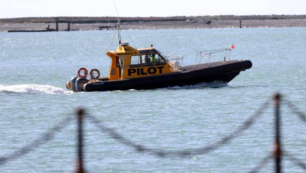A Ports of Auckland boat is under investigation. The boats are used to transport marine pilots and the one under ...