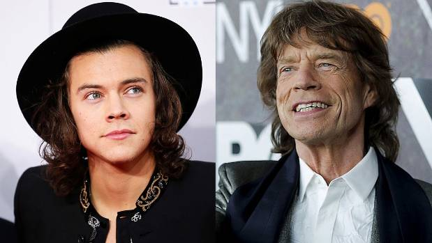 Does Harry Styles have enough swagger to pull off Mick Jagger in an upcoming film?