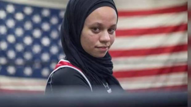 Amaiya Zafar is hoping to compete in the 2020 Olympics.