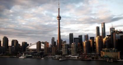 Toronto: it's the 'new' New York.