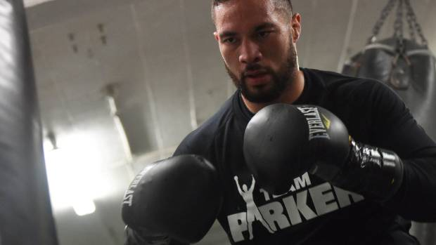 Joseph Parker is in Auckland, but Hughie Fury isn't - and their world heavyweight title bout is now in doubt.
