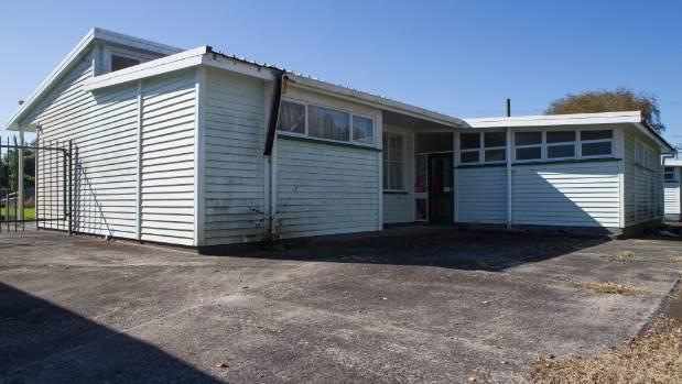 Richmond Park School in Melville, Hamilton, has sat vacant since closing 13 years ago.