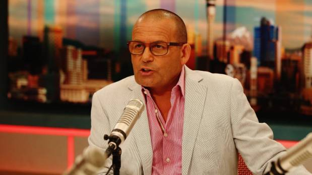 Paul Henry does not miss his 2:30am starts for breakfast television.