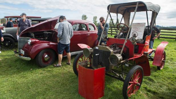 Mechanical treasure trove finds new homes
