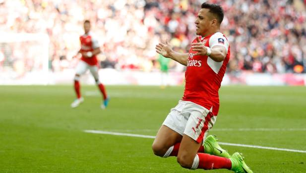 'Animal' Alexis Sanchez staying at Arsenal, Arsene Wenger says
