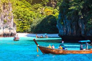 Krabi offers a winning combination of beautiful scenery and food.