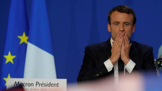 Voters 'change face' of French politics