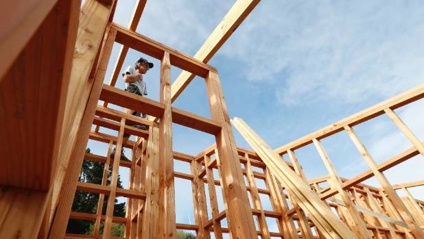 NZ residential building consents dip in March