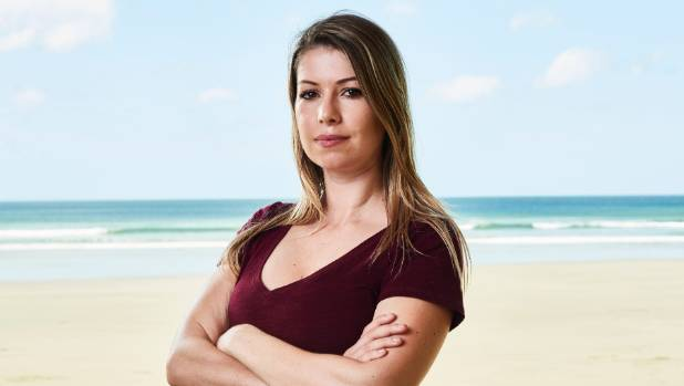 """Isabel """"Izzy"""" Pearson, 30, says she can't resist a challenge. She's been preparing for the show on her fiance's DIY ..."""